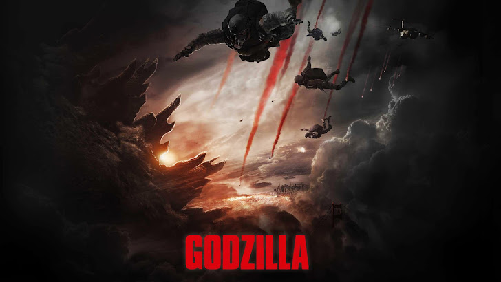 Godzilla Movie 2014 06