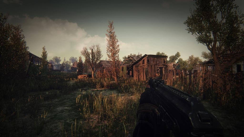 Survarium: Stalking other players in Vostok's crumbling world ...