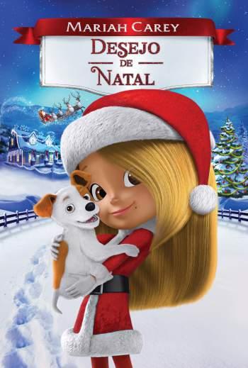 Mariah Carey: Desejo de Natal Torrent – BluRay 720p/1080p Dual Áudio