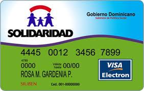 CONSULTA DE TARGETAS SOLIDARIDAD