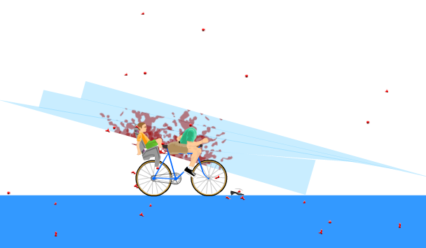 how to play happy wheels on laptop