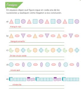 Respuestas Apoyo Primaria Desafíos Matemáticos 2do Grado Bloque 2 Lección 40 Figuras de colores