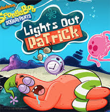 Jogo Lights out Patrick