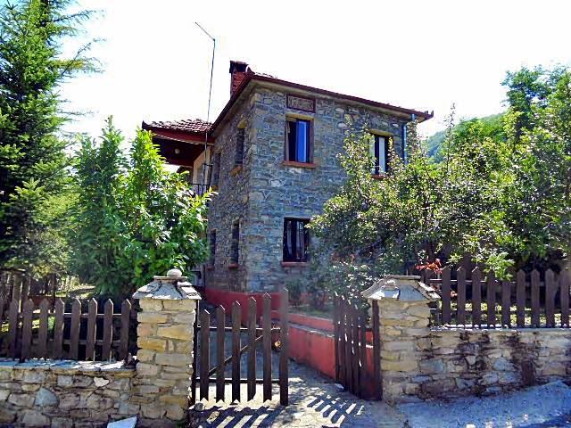 το σπίτι του Ριζόπουλου