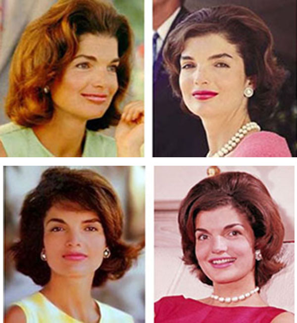 Jackie Kennedy's hairstyles
