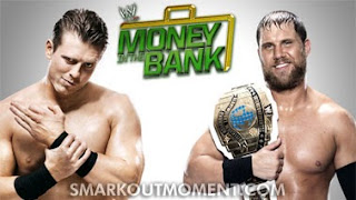 Watch Match Online Curtis Axel defeats Miz at Money in the Bank 2013 PPV