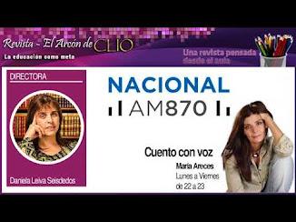 María Areces. Daniela Leiva Seisdedos