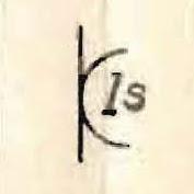 signo convencional de estación´de localización por el sonido