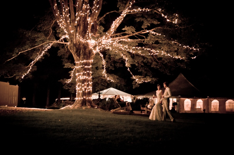 Lighting For Wedding Reception