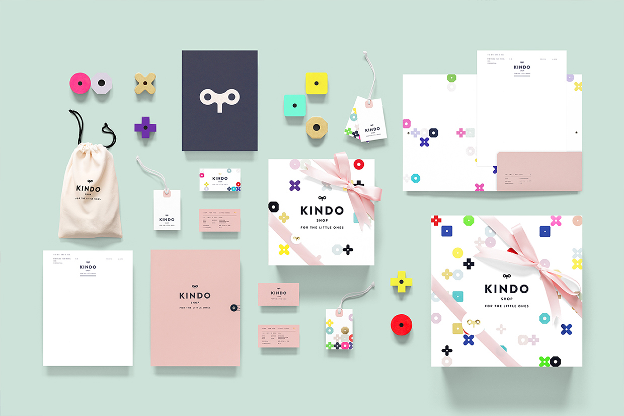 Kindo On Packaging Of The World Creative Package Design