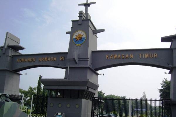 Markas Komando Armada RI Kawasan Timur. PROKIMAL ONLINE Kotabumi Lampung Utara