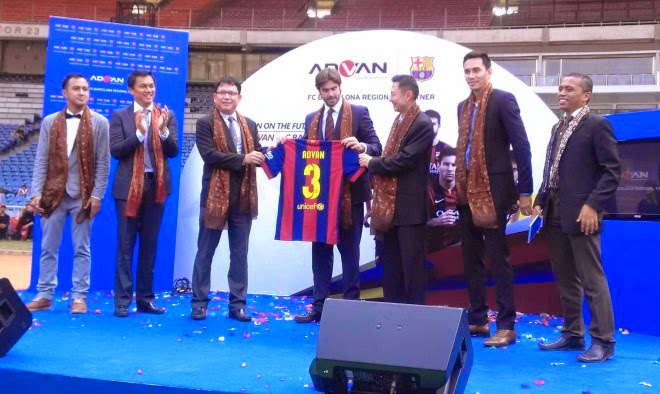 Advan Partner FC Barcelona