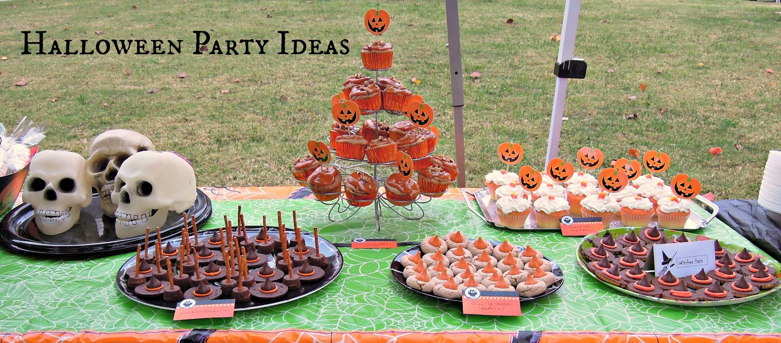 Halloween party ideas for How to have a great halloween party