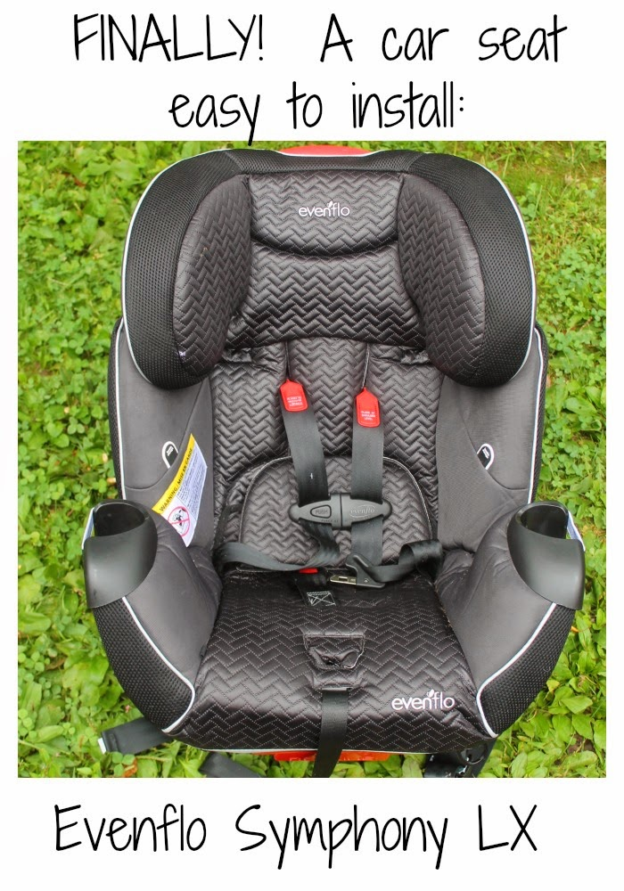 Evenflo Symphony LX : The Chirping Moms