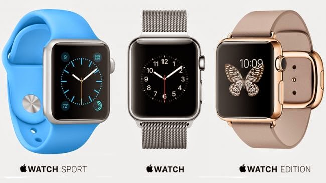 Apple Watch Will be Released in 24 April - Updatetech
