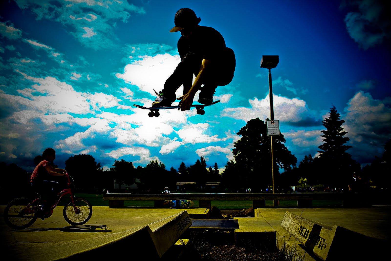 carrie bernard skateboarding wallpaper