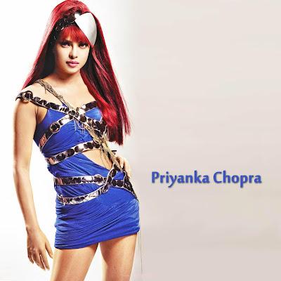 Priyanka Chopra Latest Wallpaper for Agneepath Movie Bollywood