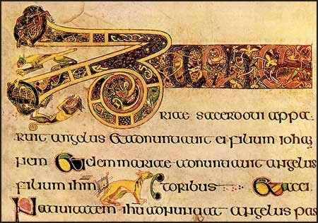 E Book Of Kells STUDIO647_____: The Book of Kells: Opulence x Art