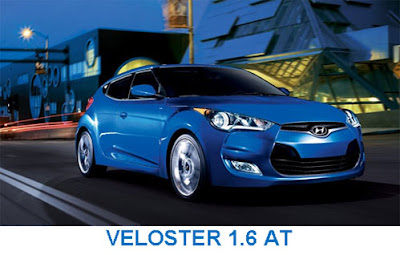 HYUNDAI VELOSTER 1.6/AT