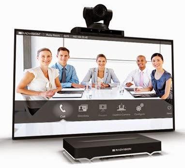 thiết bị hội nghị truyền hình radvision1 xt5000