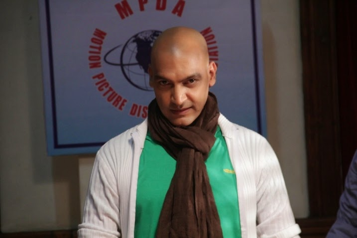 Manish Wadhwa as Gangster Hegde in Encounter on Sony