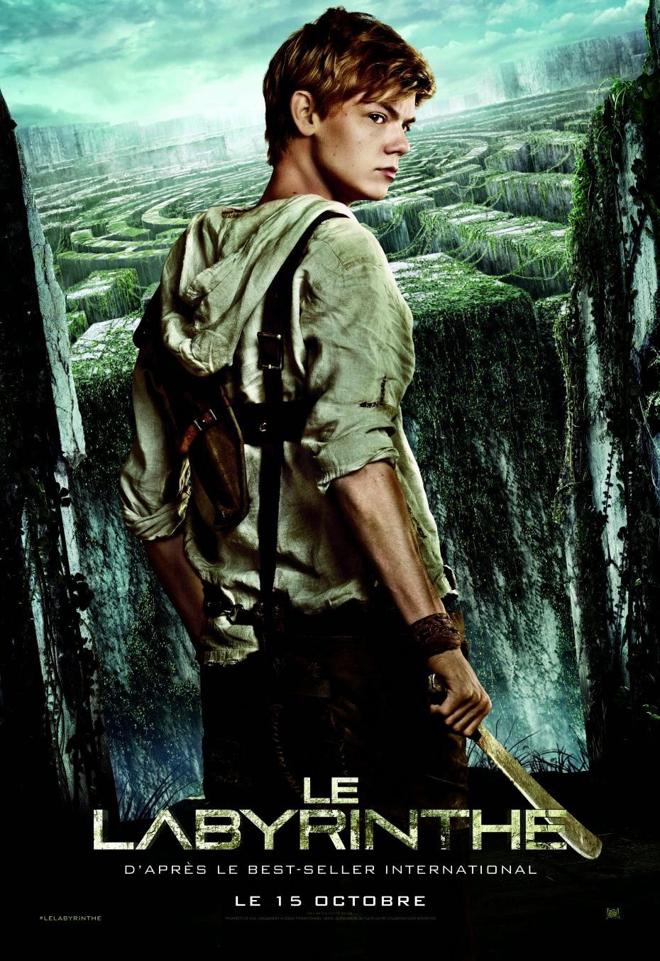 Thomas Brodie-Sangster est Newt dans Le Labyrinthe