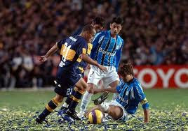 Boca Juniors 3 x 0 Grêmio - 2007