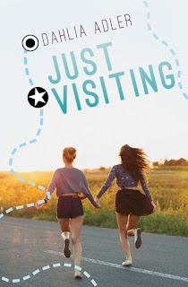 Just Visiting by Dahlia Adler cover
