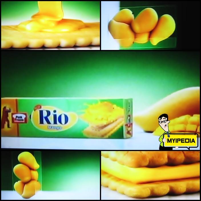 Peek Freans Rio Mango