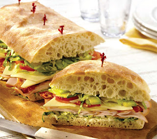 Turkey Cobb Salad Sandwich Recipes