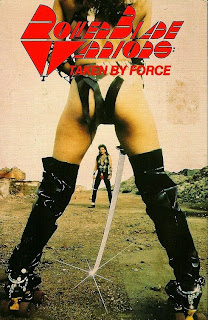 Roller Blade Warriors:Taken by Force 1989