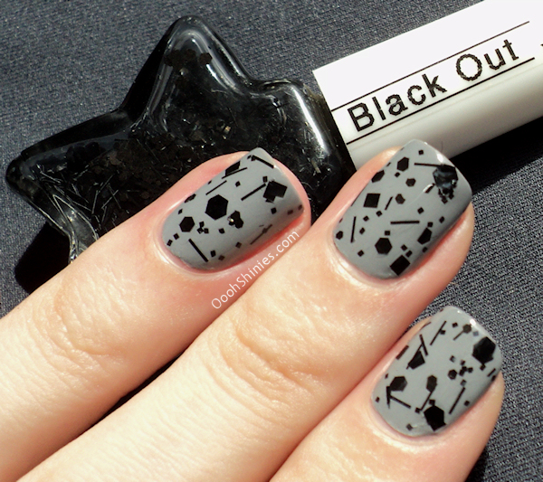 Essence Blair JENsations Black Out