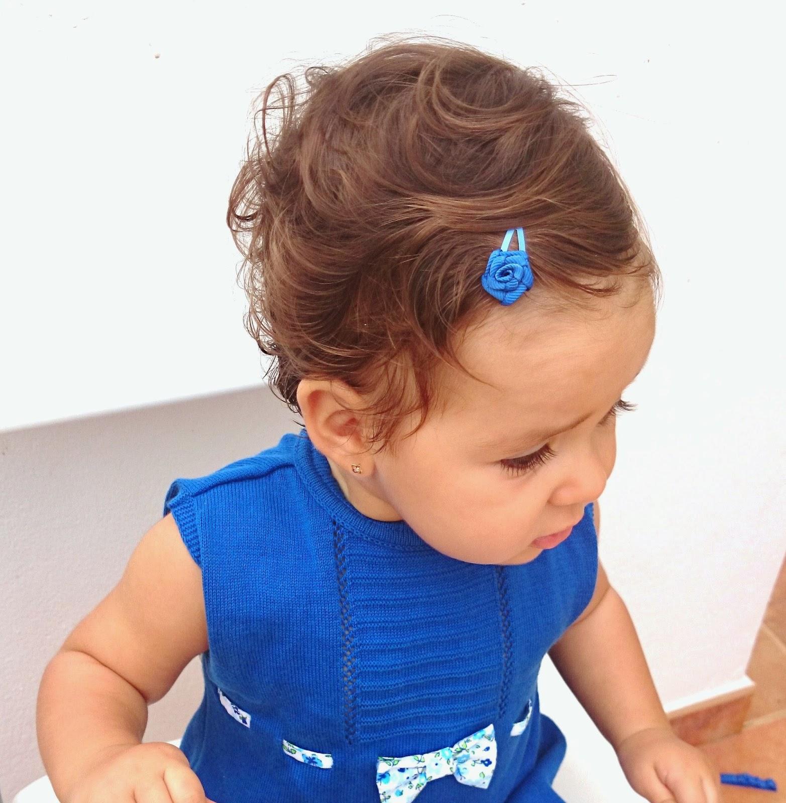 Cambiar color de pelo bebe