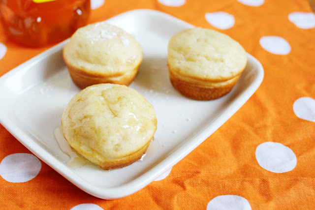 Now the whole family can enjoy pancakes at the same time with these fluffy, delicious pancake minis.