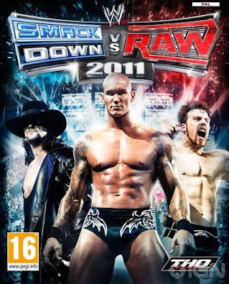 WWE Smackdown VS Raw 2011 Highly Compressed Game Download