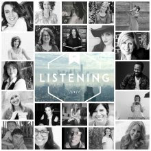 Listening - Finding the Quiet
