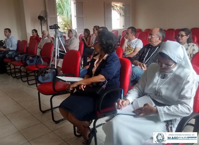 Lançamento da Jornada Vocacional de Fortaleza 2015