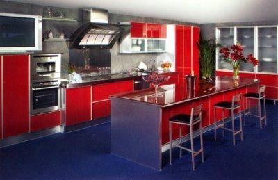 Constructora rah 10 como dise ar su cocina for Como disenar mi cocina