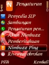 Nimbuzz Ping