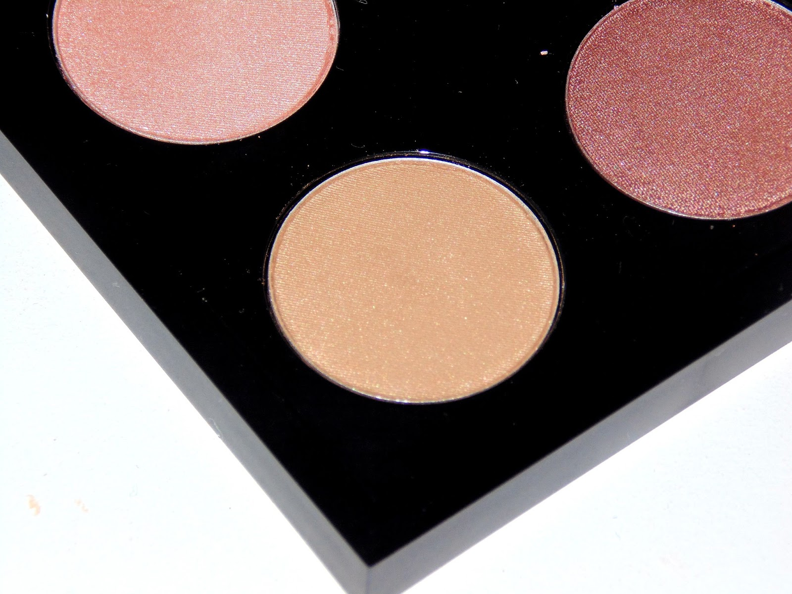 Mac Eyeshadow Quad - jest, mythology, soba, sable