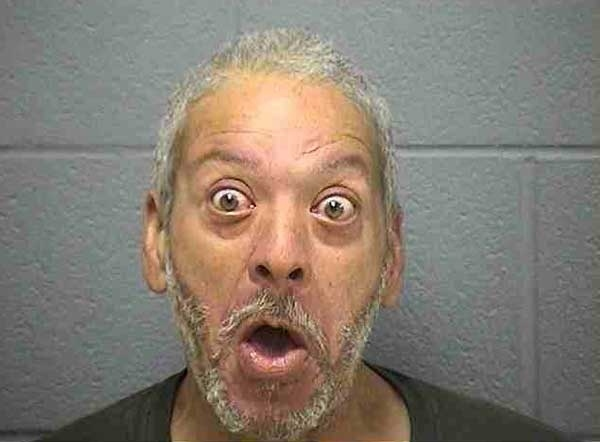 The Best Mugshots Of 2012 Damn Cool Pictures
