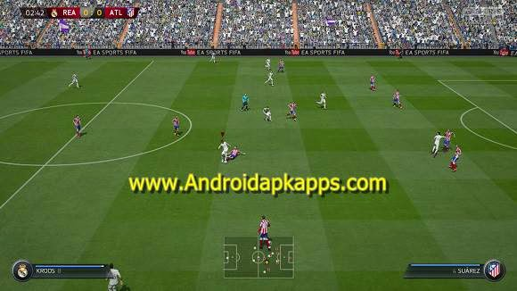 fifa 15 ultimate team edition crack android