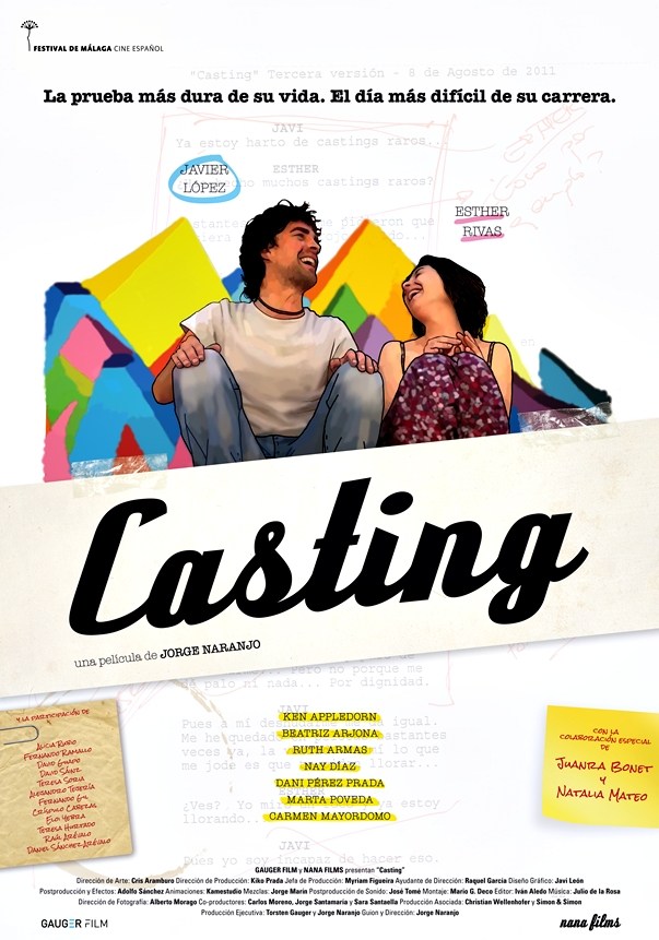Póster de Casting