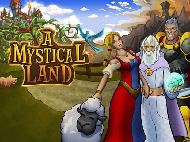 A Mystical Land Browser game