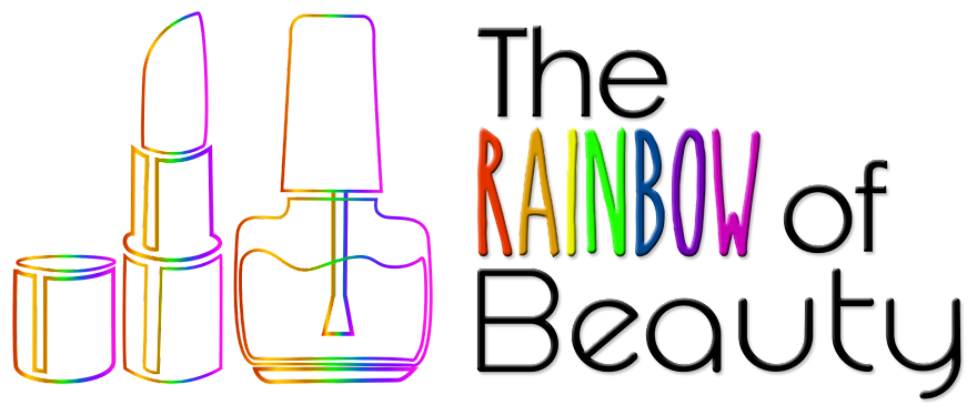 The Rainbow of Beauty by RVB