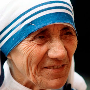 "I Fallow ""Mother Teresa"" Concept"