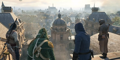 Download Game Assassin's Creed Unity Full Crack Single Link