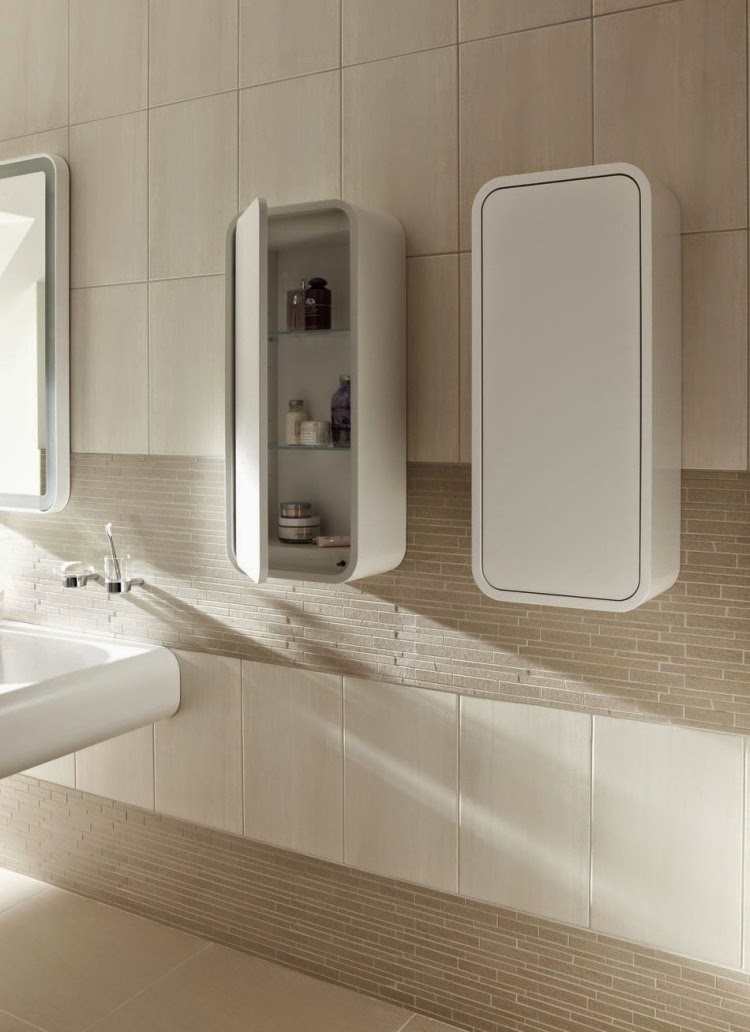 Sophisticated functional styles bathroom wall storage cabinets - Modern bathroom cabinets storage ...