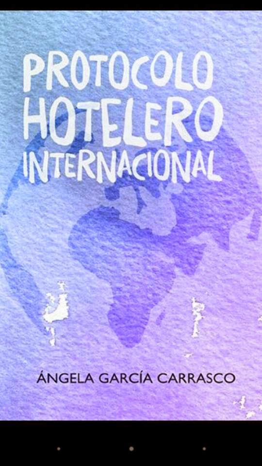 Protocolo hostelero internacional, por Ángela García Carrasco