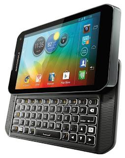 Sprint Motorola PHOTON Q 4G LTE QWERTY Smartpone